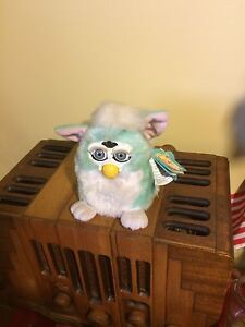 Plush toy Furby from the 1980s