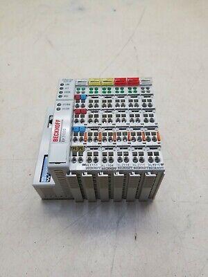 Beckhoff Bk9000 Ethernet Coupler Wkl1104kl2114kl9010