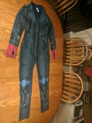 Marvel Full JumpSuit Costume Marvel Comics SZ Adult Large 10-12 Unsure character (Marvel Characters Costumes)