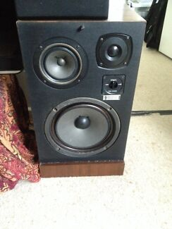 Super Acoustics stereo speakers The Junction Newcastle Area Preview