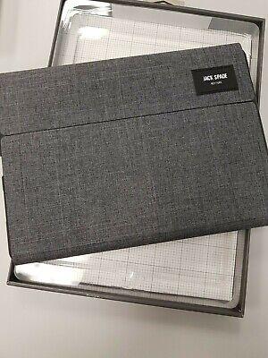 "Jack Spade New York Tech Oxford Folio Case For Apple iPad Pro 9.7"" Grey"