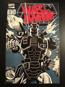 IRON MAN #282 (Marvel July 1992) FIRST WAR MACHINE Key Issue NM+ 9.6
