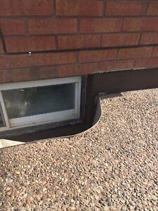 Brick block concrete repairs