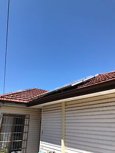 1.5 kw solar panels & system Berala Auburn Area Preview