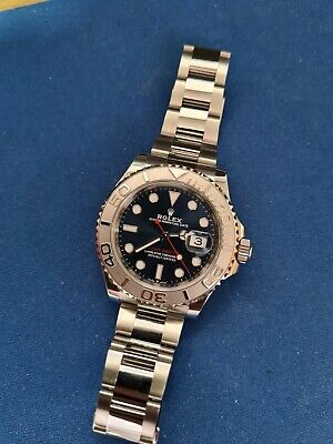 Rolex Yachtmaster 40mm 126622 Blue dial