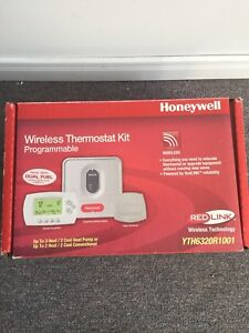 Honeywell wireless thermostat Ensemble pour thermostat sans fil