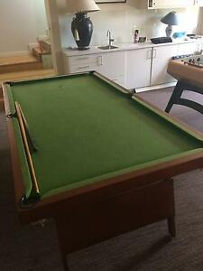 Pool Table 7 x 3.5 foot - near St Leonards, Sydney Greenwich Lane Cove Area Preview