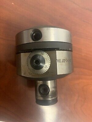 Komet Abs 5050 Mv M0105000 Inch Micro Adjustable Boring Head