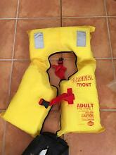 2 x adult life jackets Boambee Coffs Harbour City Preview