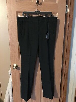 NWT Lane Bryant The Sophie Black Dress Pants Size 22 regular