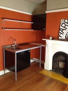Bedroom + Living room with Kitchenette to rent near Enmore Park Marrickville Marrickville Area Preview