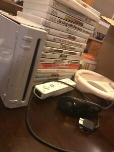 Wii,Wii games and accessories