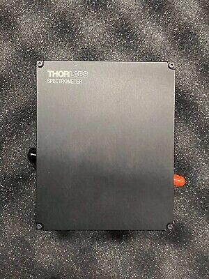 Thorlabs Sp2-usb Usb 2.0 Spectrometer 500 - 1000 Nm Spectral Range