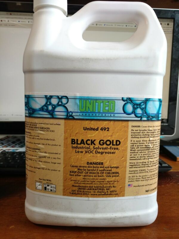 United Labratories Low Voc Degreaser 1 Gallon Free Shipping