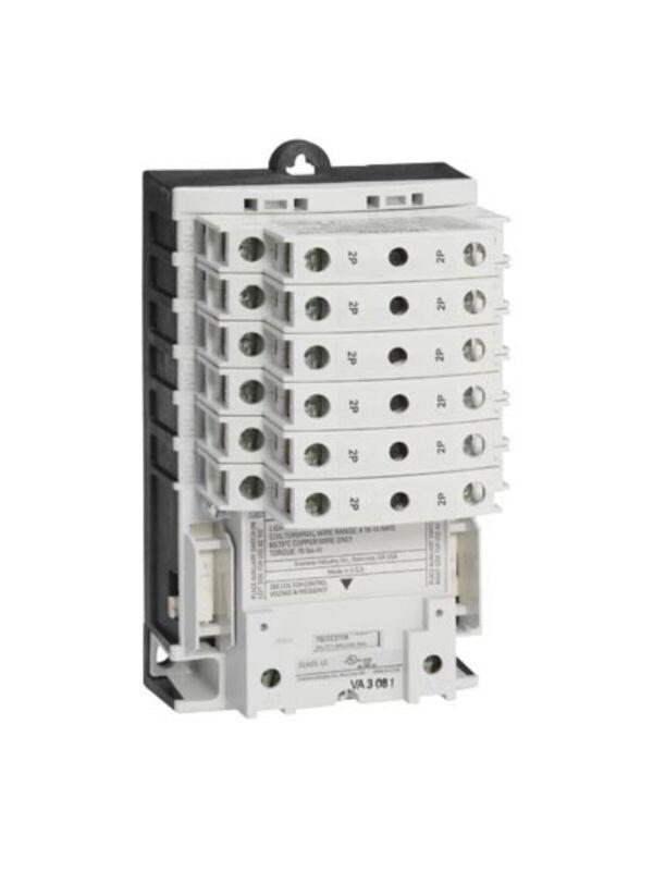 SIEMENS LCE00C12120A, 30 AMP 120/240 VOLT LIGHTING CONTACTOR