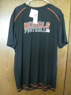 Jersey T-Shirt from NFL Team Apparel in Size XL  NWT (Cincinnati Bengal)
