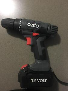 Ozito 12v cordless drill driver Macquarie Links Campbelltown Area Preview