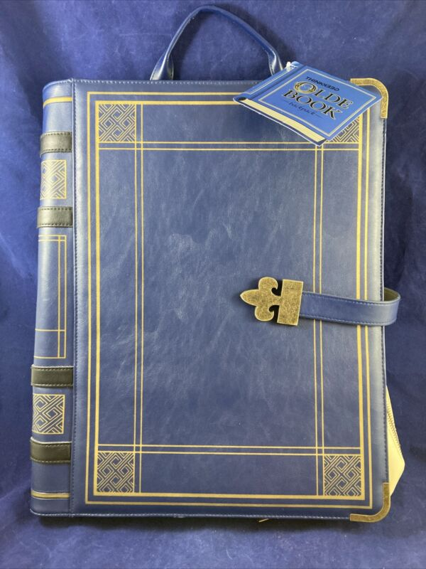 The Olde Book Think Geek Backpack NWT