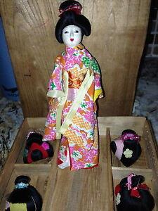 Geisha Doll Wigs 27