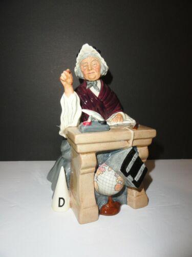 Royal Doulton Figurine SCHOOLMARM HN 2223