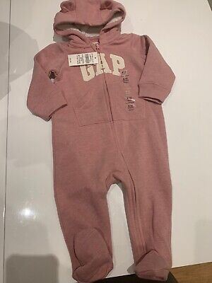 Baby Gap Pink All In One 3-6 months brand new with tags.