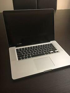 MacBook PRO, 2009, 15.4 inch, 320 GB Hard Drive Harrison Gungahlin Area Preview