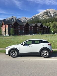SPORTY and SAFE!  2017 Mazda CX-3 AWD