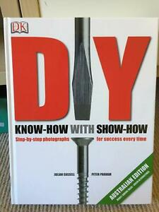 DK DIY: Know-How With Show-How (Australian Edition) - Epping 2121 Epping Ryde Area Preview
