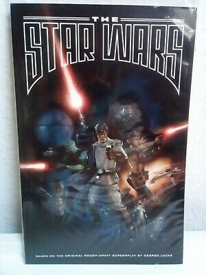 THE STAR WARS GRAPHIC NOVEL