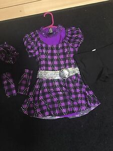 Child's Dance Costume A Wish come true Bedford Bayswater Area Preview