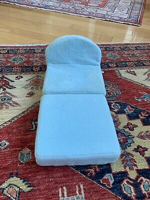 American Girl Fold Out Bed~Blue  Flip Lounge Chair for sale  New York