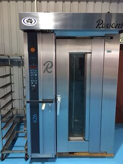 As New Revent Gas Single Rack Oven Model 626 Used 1 Year $18KNeg Stretton Brisbane South West Preview