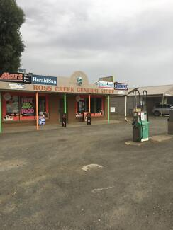 General Store For Sale In Ross Creek Vic
