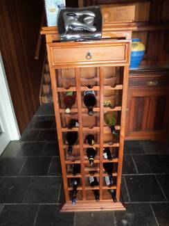 WINE RACK CUPBOARD Sandringham Bayside Area Preview