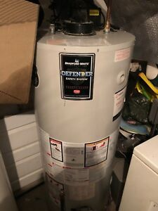 Hot water tank // boiler) 60gal