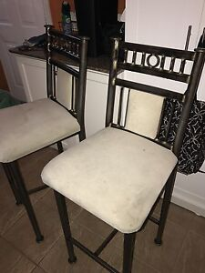 Set of Bar chairs