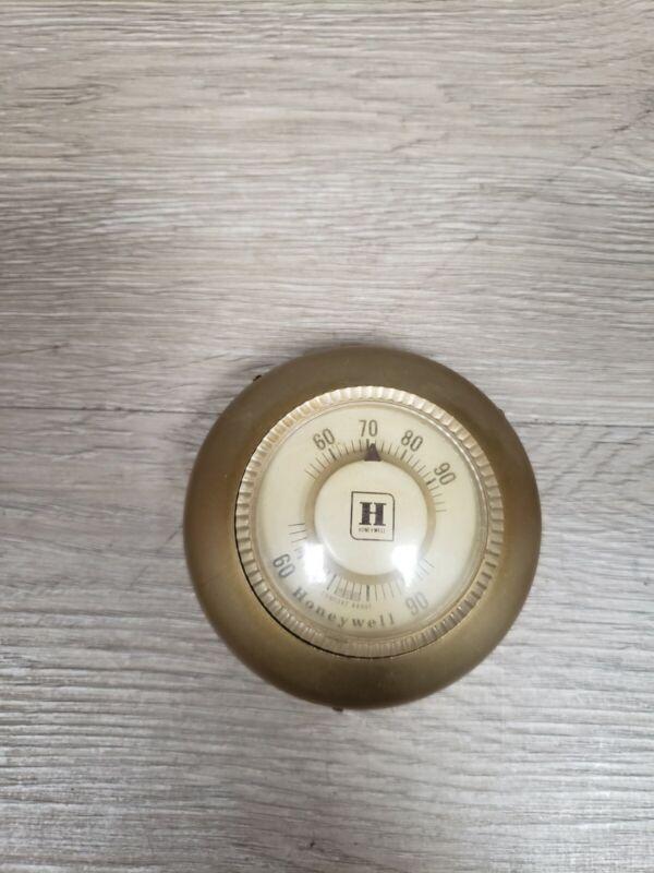 Vtg Honeywell Thermostat A4