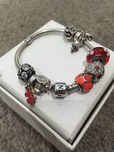 Pandora Bracelet with Charm Variation Carlingford The Hills District Preview