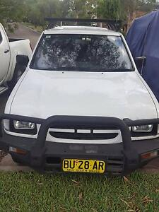 2001 Holden Rodeo Ute Petrol/LPG with canopy Kirrawee Sutherland Area Preview