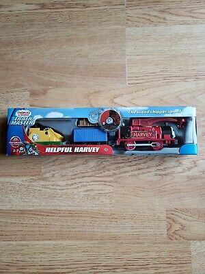 Thomas & Friends Trackmaster Greatest Moments Helpful Harvey Motorized Engine