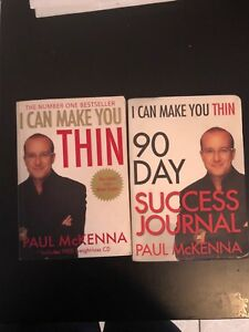 I can make you thin book and journal