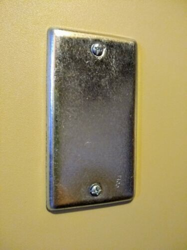 Geocaching Containers - Electric Plate/Outlet Cover - Hidden in Plain Sight!