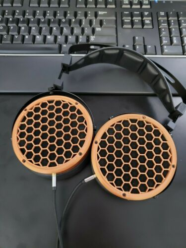 Monoprice M1060 Headphone Grille 3d Printed New Color Available.