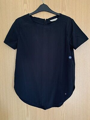Abercrombie & Fitch Black Womens Top New Size Small