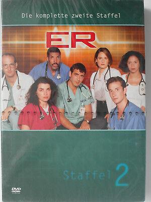 E.R. - Emergency Room Staffel 2 - Ärzte TV Serie Anthony Edwards, George Clooney ()