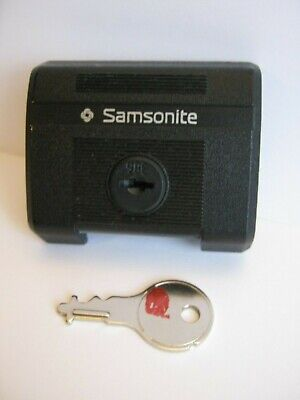 Genuine Replacement Samsonite Suitcase Lock with Key Number 386