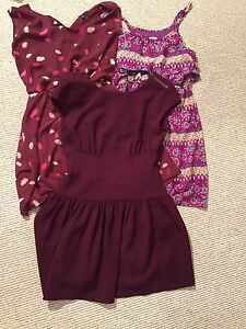 3 Size 6 Dresses for Sale - $50