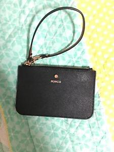 Black small Mimco pouch Middle Park Brisbane South West Preview