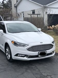 Ford Fusion Hybrid /Electric Plug in, 2017 lease takeover