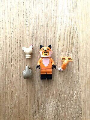 Lego Minifiguren Serie 19, Nr. 14, Mädchen im Fuchskostüm